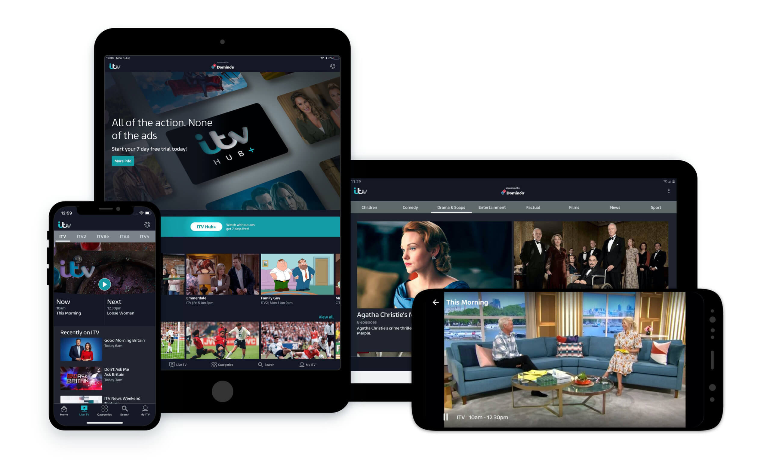 Building their content on demand platform
