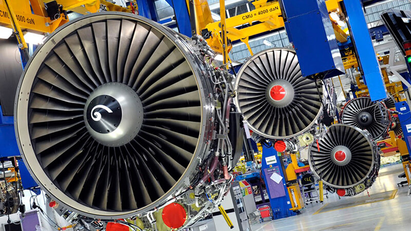A new site for the world's biggest engine maker